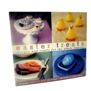 Easter Treats DIY Kids Craftbook